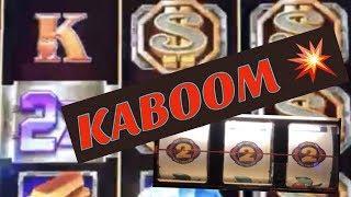 •Explosion !! JACKPOT on BONUS TIME (3 reel) & Big Win on MEGA VAULT•Mega Vault Slot Live Play•彡
