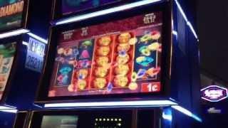 Ancient Dragon slot machine bonus win