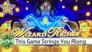 •️ New - Wizard Riches slot machine, Features