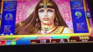KONAMI Radiant Queen Nice Win & Fortune Stacks HUGE Slot Win