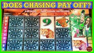 DOES CHASING PAY OFF? MAYAN CHIEF LIVE SLOTS PLAY  •️ Deja Vu Slots
