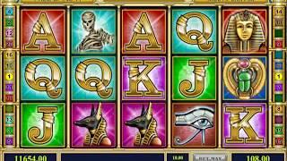 Cleopatra's Secret slot - 417 win!