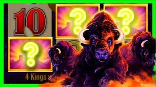 I NAILED IT! I LANDED ALL 3 MULTIPLIERS on BUFFALO• Winning W/ SDGuy1234