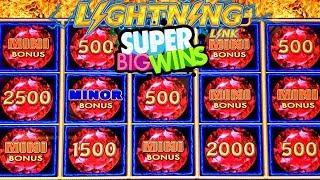 Fantastic Comeback On Lighting Link Bengal Treasures Slot Machine BIG WIN | Season 8 | Episode #30