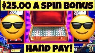 • Handpay Jackpot • High Limit Lightning Link Slot Machine Version High Stakes Casino Pokies