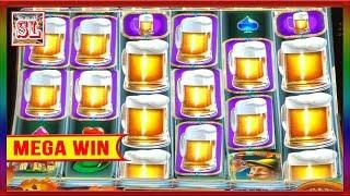 **MEGA WIN ** NEW BIER HAUS ** HEIDI ** SLOT LOVER **