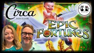CIRCA RESORT & CASINO ⋆ Slots ⋆ EPIC FORTUNES (SLOT PLAY)