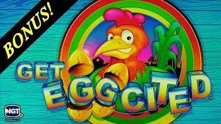 South Point • Get Eggcited • The Slot Cats •