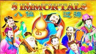 8 Immortals slot machine, DBG
