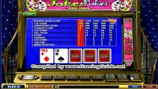 Europa Casino Joker Poker Video Poker