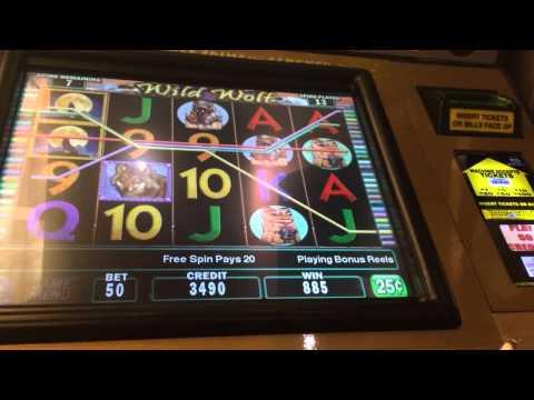 Slot machine jackpot videoer