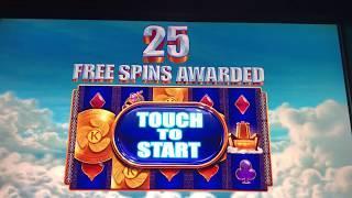 • Max Bet 25 FREE Spins BONUS on KRONOS • Slot Machine - BIG WIN Casino Slots Fun Pokies Video