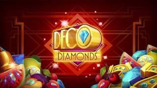 Deco Diamonds Slot - Microgaming Promo