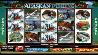FREE Alaskan Fishing ™ Slot Machine Game Preview By Slotozilla.com