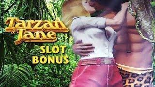 Aristocrat - Tarzan and Jane - Slot Machine Bonus