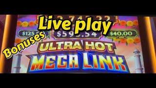 Ultra Hot ⋆ Slots ⋆ MEGA LINK - bonuses & live play