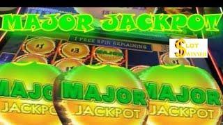 •MAJOR JACKPOT WIN!•DRAGON LINK SLOT Machine