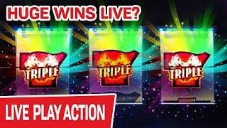 ★ Slots ★ HUGE Slot Wins LIVE? ★ Slots ★ Only One Way to Find Out! MASSIVE HIGH-LIMIT ACTION