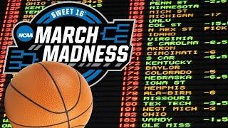 March Madness Gambling News