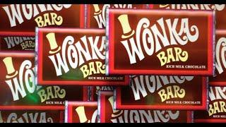 Willy Wonka!!!! •LONG LIVE PLAY• Slot Machine Pokie at Harrahs, SoCal