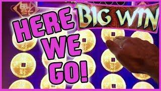 • Here we Go, • HIGH LIMIT Fridays! •  Brian Christopher Slot Machine Pokies