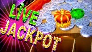JACKPOT + Bonus + LIVE JACKPOT!!! on 2c China Mystery JACKPOT STREAMS Konami SLots