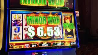 BUFFALO DELUXE Fast Cash By Request - Winner- Free Games Choctaw Gambling Casino Durant OK