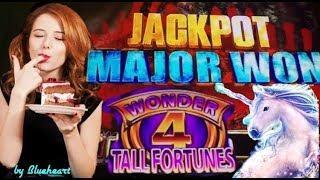 • SWEET MAJOR JACKPOT •  The Walking Dead 2 Slot machine Jackpot Bonus and more slot WINS!