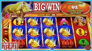 • Premiere Stream BIG WIN • Mighty Cash Outback Bucks • Wonder 4 Boost Rhino Charge •