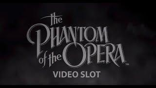 The Phantom of the Opera Slot - NetEnt Promo