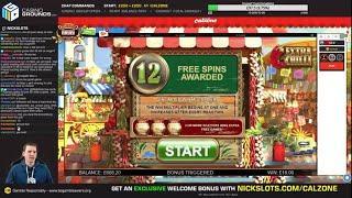 Casino Slots Live - 12/02/19