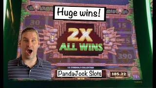 Our biggest first spin bonus ever! A Mighty Must See! Mighty Cash and Outback Bucks