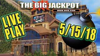 • Tuesday Night Live Slot Play from Monarch Casino •