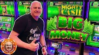 •$25 SPIN$ •Mighty Cash BIG MONEY Bonus JACKPOT! •