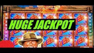 MONSTER JACKPOT ! FULL SCREEN OF FREE GAMES I DID IT AGAIN $20 Money Blast KONAMI