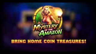Mystery of the Amazon - A Slots Saga with 4 Secret Bonuses