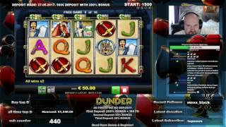 Nice Win From Knights Life Slot Big Win From Knight's Life At Dunder Casino