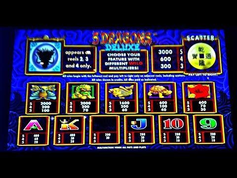 goldfish deluxe slot machine