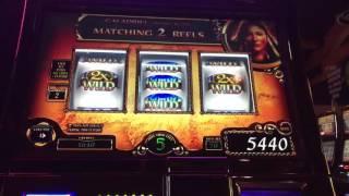 Lord of the Rings 3 Reel Slot Machine ~ FRODO FREE SPINS!!!! ~ BIG WIN! ~ KEWADIN CASINO • DJ BIZICK