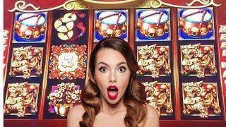 5 DRUMS & A GOLDEN ONE TOO!  Dancing Drums Explosion BIG WIN Bonus | Casino Countess