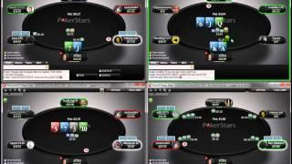 10NL - 6Max Session - Cash Game Poker with 'xflixx'