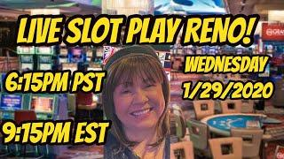 Live at the Peppermill Casino in Reno with Cathy