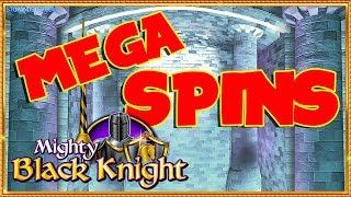 Might Black Knight MEGA SPINS!!