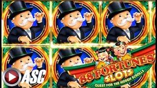 •EPIC MONOPOLY• 88 FORTUNES SLOTS (EPISODE 3: THE BROKEN CITY) •GAME APP REVIEW•