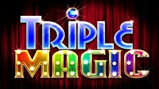 Triple Magic Slot - SHORT & SWEET, NICE!