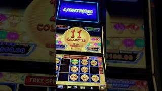 $12.50 bet! Lightning LINK HOLD & SPIN HAND PAY JACKPOT and Major Jackpot Slot Machine