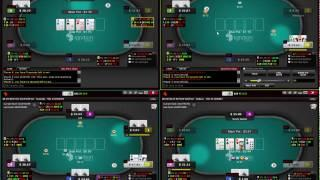 Road to High Stakes 2017: Episode 3 Part 4 of 6 - 25NL Ignition Cash Game Poker