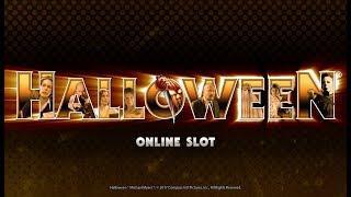 Halloween• Online Slot Promo