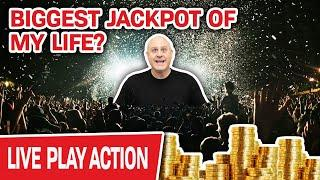 ⋆ Slots ⋆ LIVE SLOTS! Is Today the Day for… ⋆ Slots ⋆ THE BIGGEST JACKPOT OF MY LIFE?