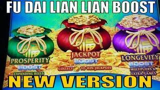 ⋆ Slots ⋆NEW ! FU DAI LIAN LIAN BOOST !! BIG POTENTIAL FOR SURE !⋆ Slots ⋆FU DAI LIAN LIAN BOOST PEA